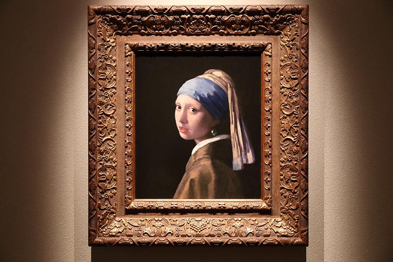 ヤン・フェルメール「真珠の耳飾りの少女」